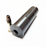 Smooth Bore 20 gauge to .22 LR Chamber Adapter
