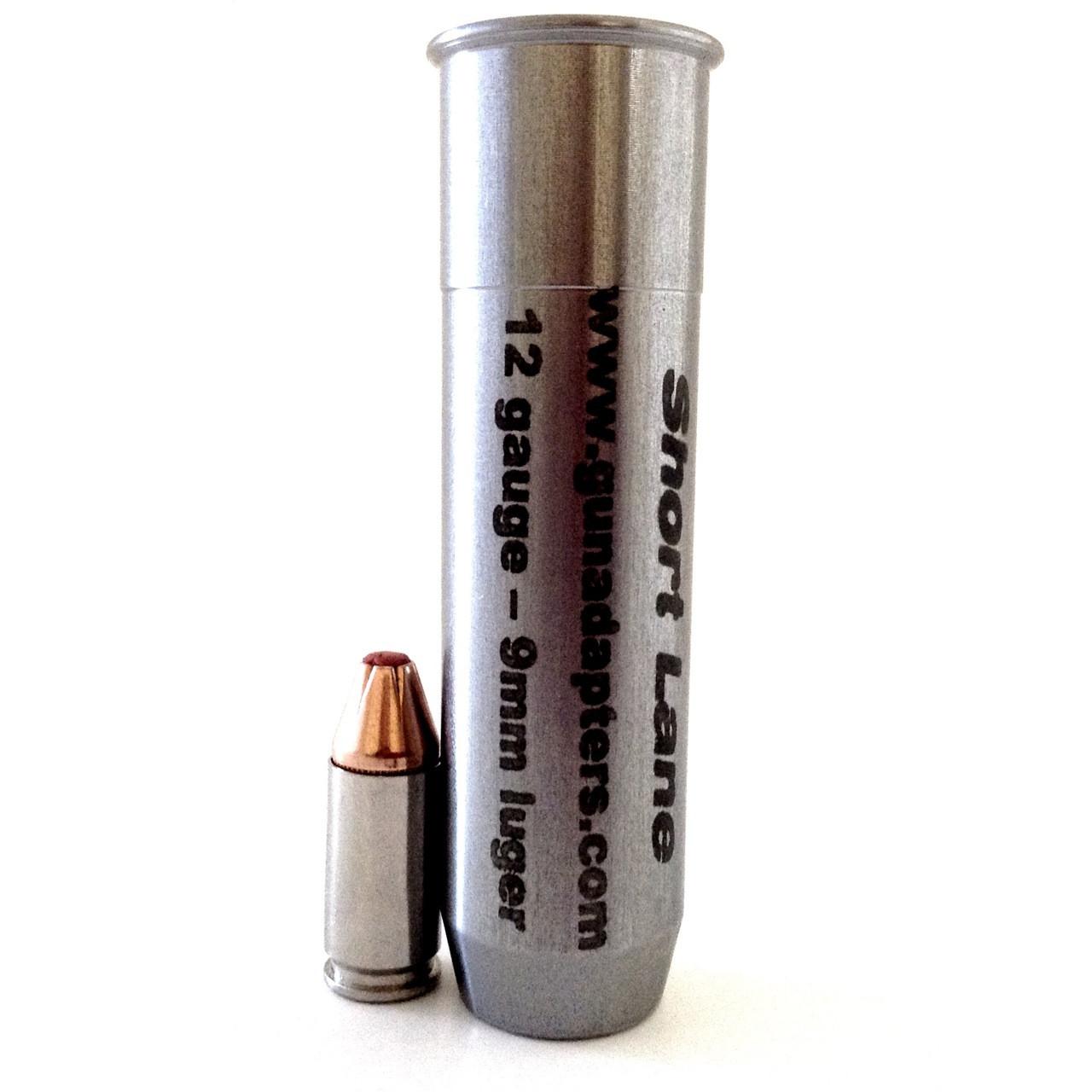 12 gauge to 9mm Luger Scavenger Series
