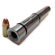 "12 Gauge to 9mm Luger Bug Out Series 5"" Rifled Shotgun Adapter"