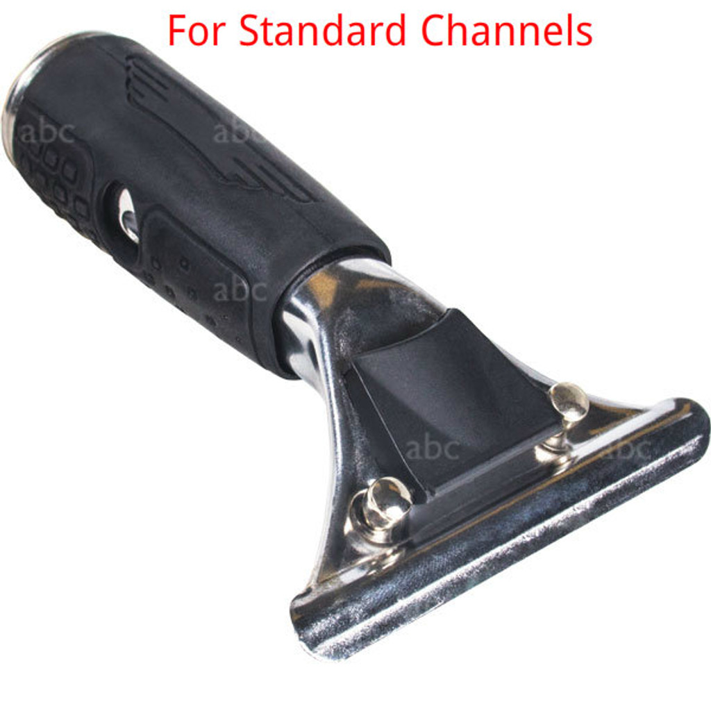Ettore Stainless Steel Clip Style Quick Release Handle