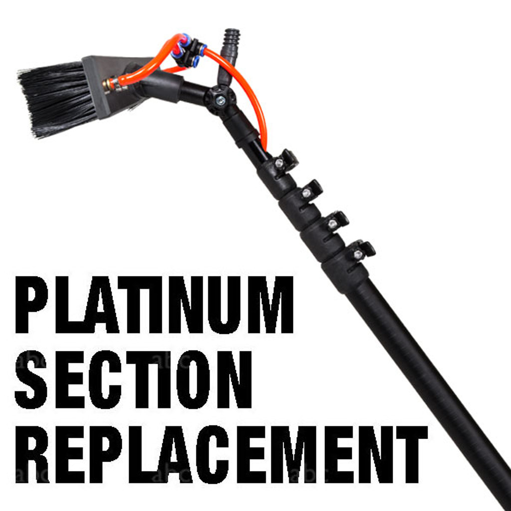 Triple Crown Platinum WaterFed® Pole Section Replacements