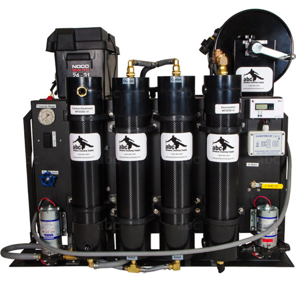 abc DS9 Mounted WaterFed® Pure Water System