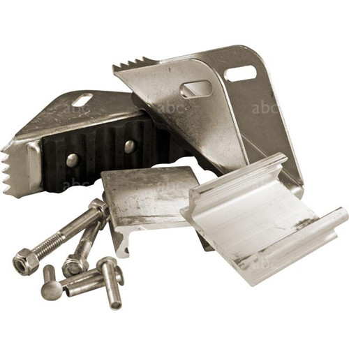 Ladder Accessory -- Metallic - Replacement Swivel Feet - Pair