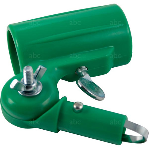 Pole Accessory -- Unger - Tool Holder - Green - Made for Unger Poles