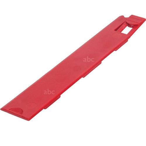 "Scraper Stuff - Ettore -- Champion 5"" from JBF - Insert Track - Red"
