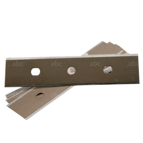 "Scraper Stuff - Ettore -- ScrapeMaster 4"" - Blades - Pack of 10"
