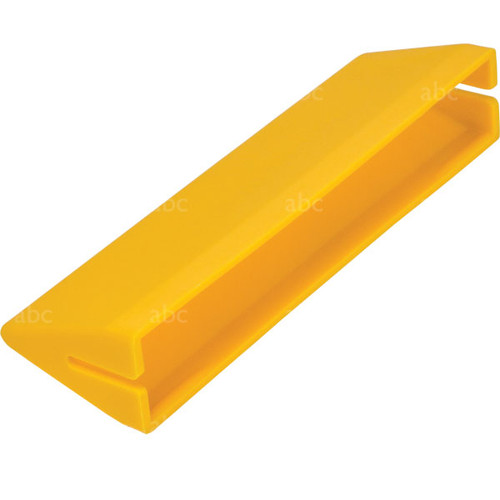 "Scraper Stuff - Ettore -- ScrapeMaster 4"" - Cover - Yellow"