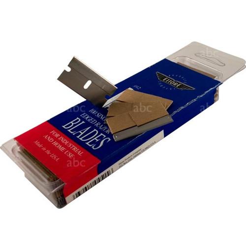 Scraper Stuff - Ettore -- Single Edge -- Blades - 100 per Pack