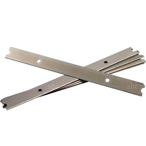 "Scraper Stuff - Ettore -- Super Scraper - 6"" - Blades - FLOOR & FOOD SERVICE - Pack of 10"