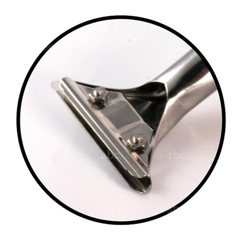 1330 Ettore Basic Steel Handle
