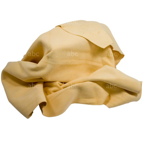 Chamois -- Regular General Duty - 3 1/2 Square Feet