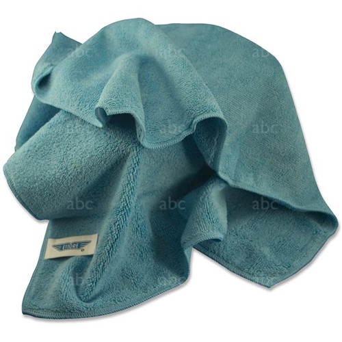 "Towel -- Microfiber - Ettore - Blue 16"" x 20"" - Each"