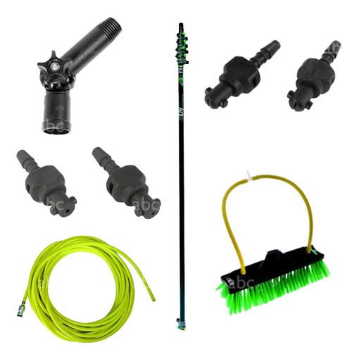 WaterFed ® - Poles - Unger -  22' HiFlo nLite Hybrid Master Pole - Complete