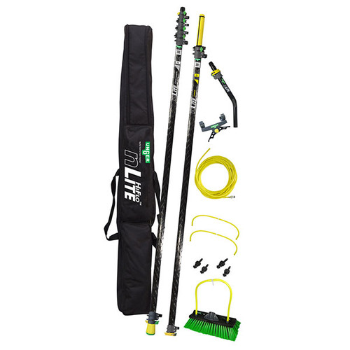 WaterFed ® - Poles - Unger -  33' HiFlo nLite hiMod Carbon - Kit