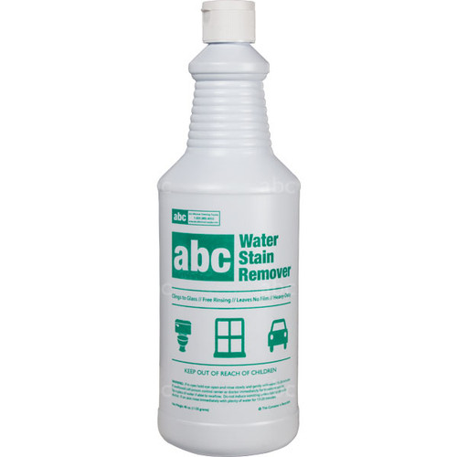 Chemical - Stain Remover - abc - 40 Ounce - 32 Fluid Ounces - Each