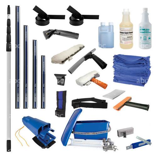 Window Cleaning Kit - Klassy Deluxe Supply Kit