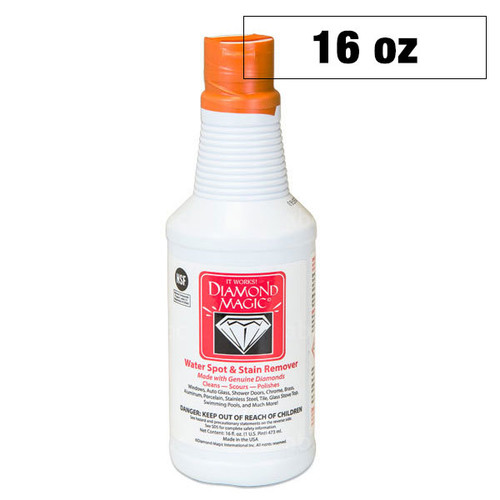 Diamond Magic Water Spot and Stain Remover