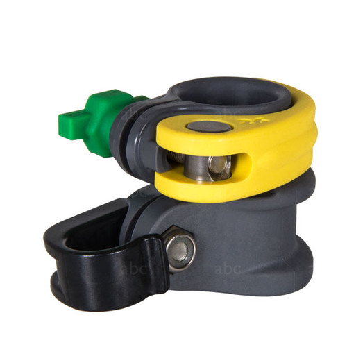 Unger Replacement nLite Waterfed® Clamp - Yellow - 26MM