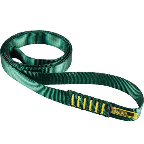 "Sterling Mil-Spec Sling 1"" Nylon Webbing - Green"