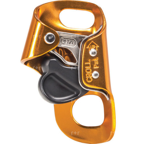 Petzl Croll Ventral Rope Clamp Ascender