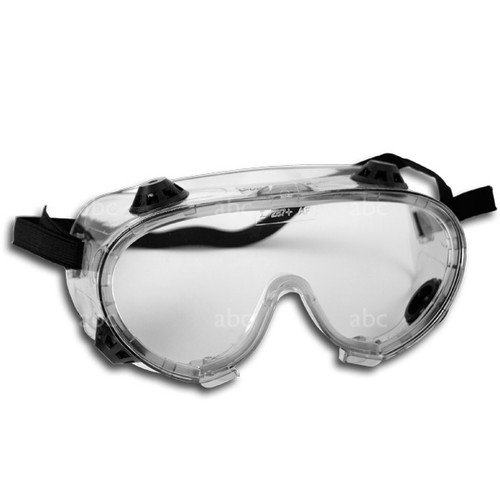 Goggles - Splash Guard with Anti-Fog -- Each