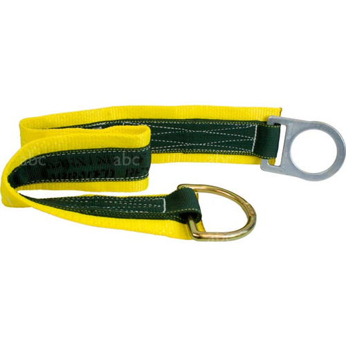 Anchorage Connector - Tie-Off Pad Anchor Sling - Choker Type -- Gemtor - 3'
