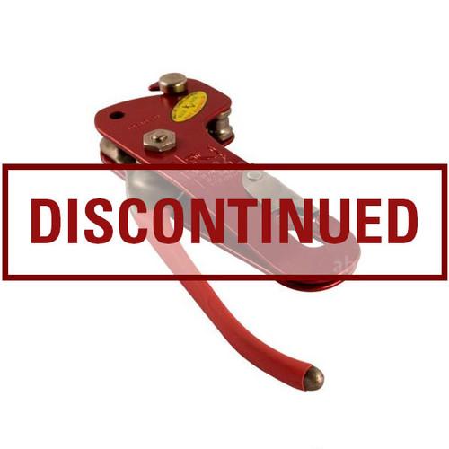 Descender -- SRTE - Red Aluminum Cheeks