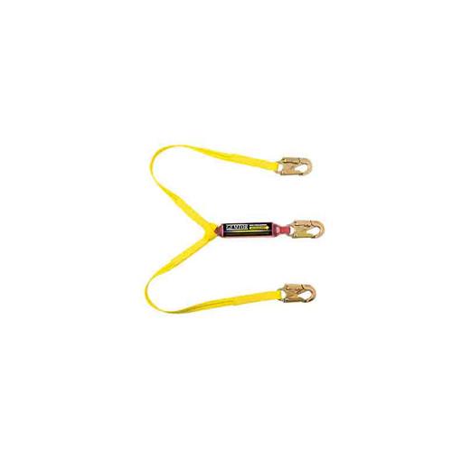 Lanyard - Soft Pack Energy Absorbing - Gemtor - 6'