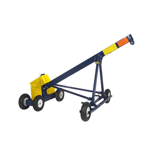 Roof Rig - Rooftop Roller -- MIO - Includes Counter Weights - Aluminum 2X4