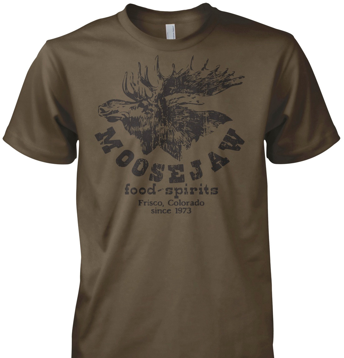 b25e37568854 Army Moose Jaw T-shirt. Larger   More Photos