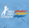 Mile High Stadium T-shirt