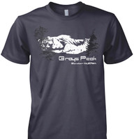 Colorado 14ers Grays Peak T-Shirt