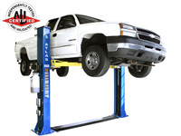 Atlas® Apex 9BP ALI Certified Baseplate 9,000 lbs. Capacity 2 Post Above Ground Car Lift