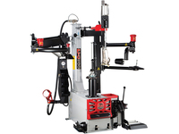 Atlas® Platinum PTC500 Electric/Pneumatic Center Post Tire Changer w/Assist Arms
