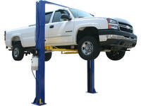 "Atlas® 9KOH Overhead 9,000 lbs. Capacity 2 Post Lift (2  height settings: 11' 6"" or 11' 10"")"