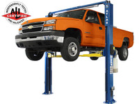 Atlas® Apex 10 ALI Certified Overhead 10,000 lbs. Capacity Adjustable Height 2 Post Lift