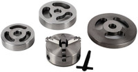 Quick Chuck  60040K3 Heavy Duty Truck/Bus Three Jaw Chuck Adapter