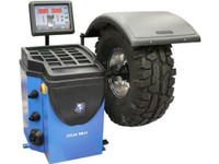 Atlas® WB41 Self-Calibrating Computer Wheel Balancer