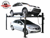 Atlas® Apex 8 ALI Certified Hobbyist 8,000 Lb. Capacity 4 Post Parking Car Lift