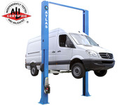 Atlas® 18,000 LB. Capacity ALI Certified Overhead Commercial Grade 2 Post Lift