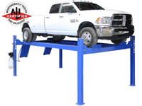 Atlas® Apex 14 ALI Certified Commercial Grade 14,000 Lb. Capacity 4 Post Car Lift