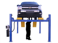 Atlas® 414 14,000 Lbs. Capacity  4 Post Lift
