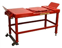QSP RB-24 Rolling Compensation Alignment Stands