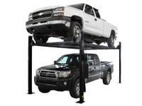Atlas® Garage Pro 8000 EXT-L Portable 8,000 Lbs. Capacity 4 Post Lift (Extra Tall, Extra Long)