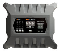 Solar Pro-Logix™ 6/12 Volt 10/6/2 Amp Intelligent Battery Charger / Maintainer
