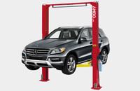 AMGO® Hydraulics HS-10H Super-Asymmetric® Ex-Tall 2 Post Lift 10,000 lbs
