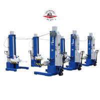 Ideal MSC-18K-X-6108  Single Mobile Column Lift System 108,000 Lbs. Capacity (Set of 6)