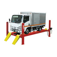 AMGO PRO-18 18,000 lbs. Capacity 4 Post Auto Lift