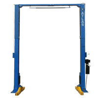 Atlas® PV-15P Overhead 15,000 lbs capacity Adjustable Height 2 Post Lift (EXTRA WIDE/EXTRA TALL)