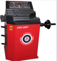 Aston® AWB-135PTA Semi Automatic Wheel Balancer w/o Hood